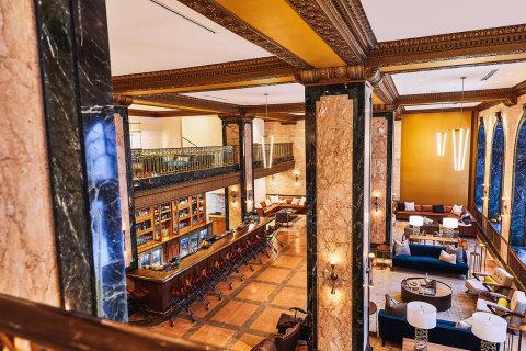 Rockbridge Announces Noelle, an Experiential Hotel Now Open in Downtown Nashville (PHOTO: Emily Dorio)