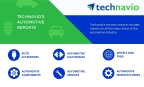 Technavio has published a new market research report on the global commercial vehicle AEBS market 2017-2021 under their automotive library. (Graphic: Business Wire)