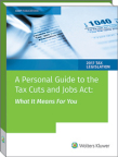 """A Personal Guide to the Tax Cuts and Jobs Act: What It Means for You"" from Wolters Kluwer Tax & Accounting (Graphic: Business Wire)"