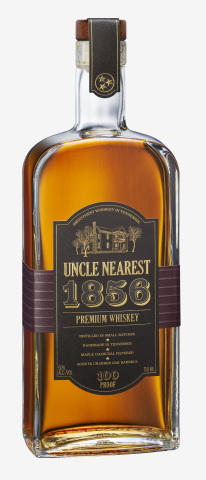 Uncle Nearest 1856 Premium Whiskey (Photo: Business Wire)