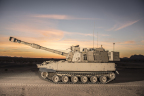 BAE Systems has received a U.S. Army contract that clears the path to begin full-rate production of the company's M109A7 Self-Propelled Howitzer. (Photo: BAE Systems)