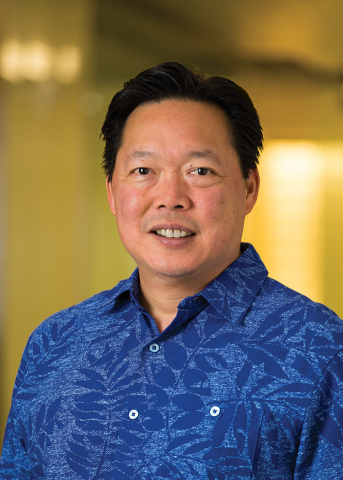 Bank of Hawaii Chairman, President and CEO Peter Ho (Photo: Business Wire)
