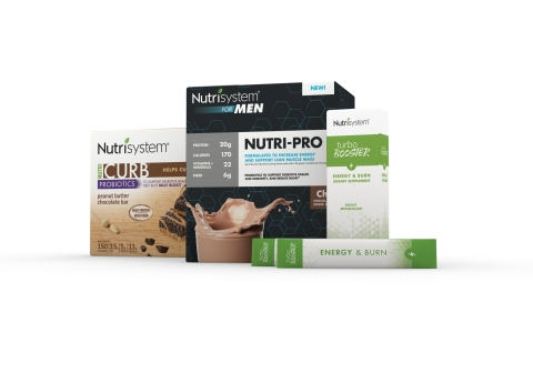 Nutrisystem Turbo For Men capitalizes on Nutrisystem's already strong reputation with men, leveraging two key advantages: simplicity and results. (Photo: Business Wire)