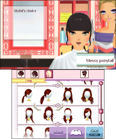 As a boutique manager, you'll style customers' clothes, makeup, nails and hair in this fully outfitted game with 20,000+ fashion items to earn. Share your ideas online with other players and take the fashion world by storm! A free demo version of the Style Savvy: Styling Star game is also available for download in Nintendo eShop on Nintendo 3DS. (Graphic: Business Wire)