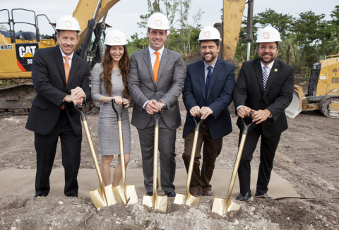 December 28, 2017: Sintavia breaks ground on new 55,000 ft2 advanced manufacturing facility (from le ...