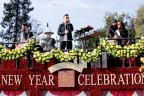 Andy Grammer performing at the 2018 Rose Parade Closing Show presented by Wells Fargo. (Photo: Business Wire)