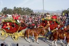 Wells Fargo's 2018 Rose Parade Equestrian Entry (Photo: Business Wire)
