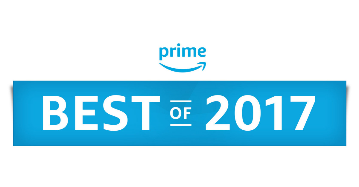 Amazon\'s Best of Prime 2017 Reveals the Year\'s Biggest Trends —More ...