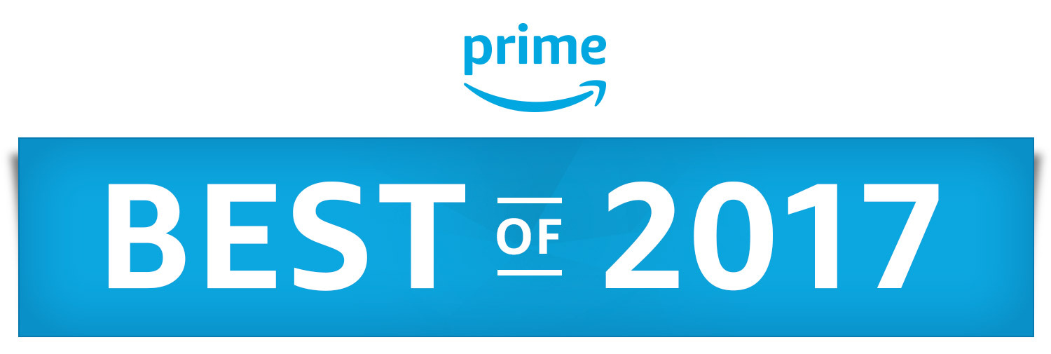 Amazon's Best of Prime 2017 Reveals the Year's Biggest