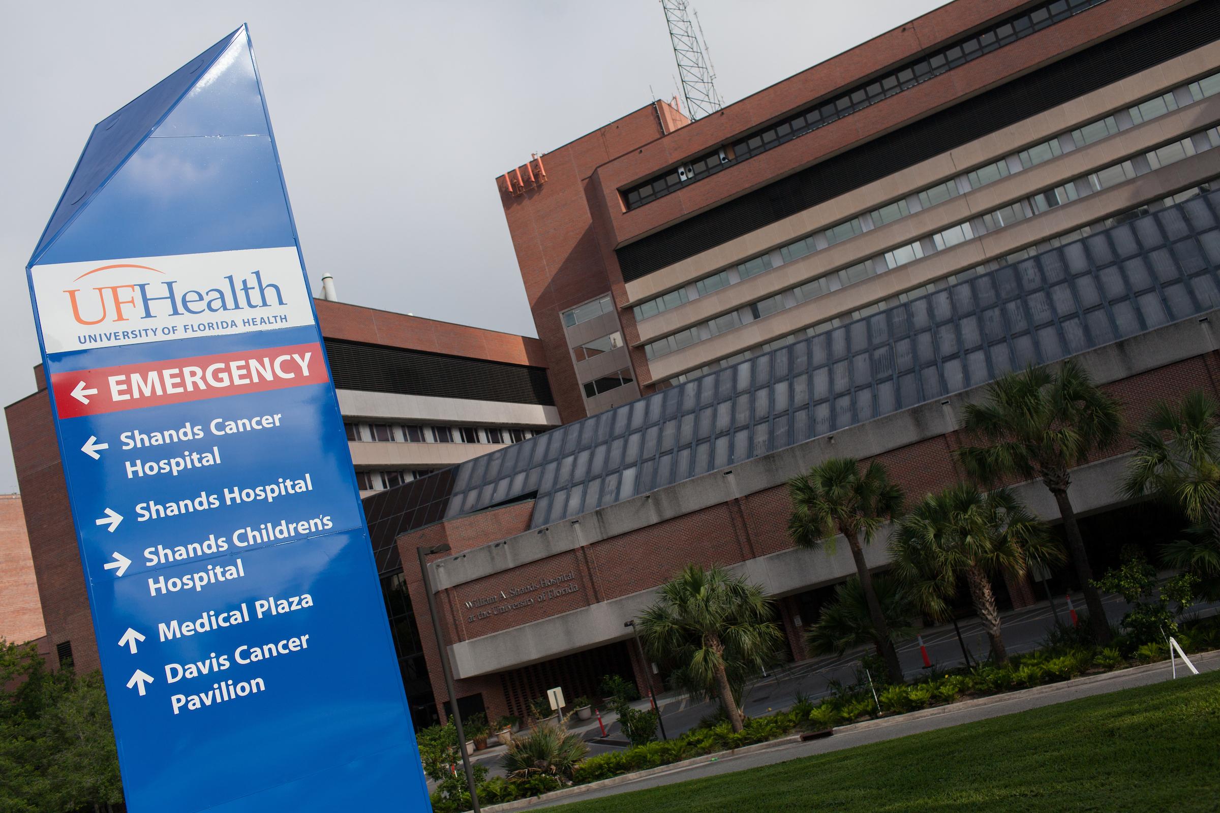 Award-Winning University of Florida Health Hospitals Install 16 ...