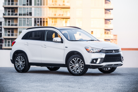 2018 Mitsubishi Outlander Sport (Photo: Business Wire)