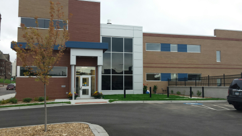 Childhood Language Disorders Clinic is located in the heart of Duluth. (Photo: Minnesota Masonic Charities)