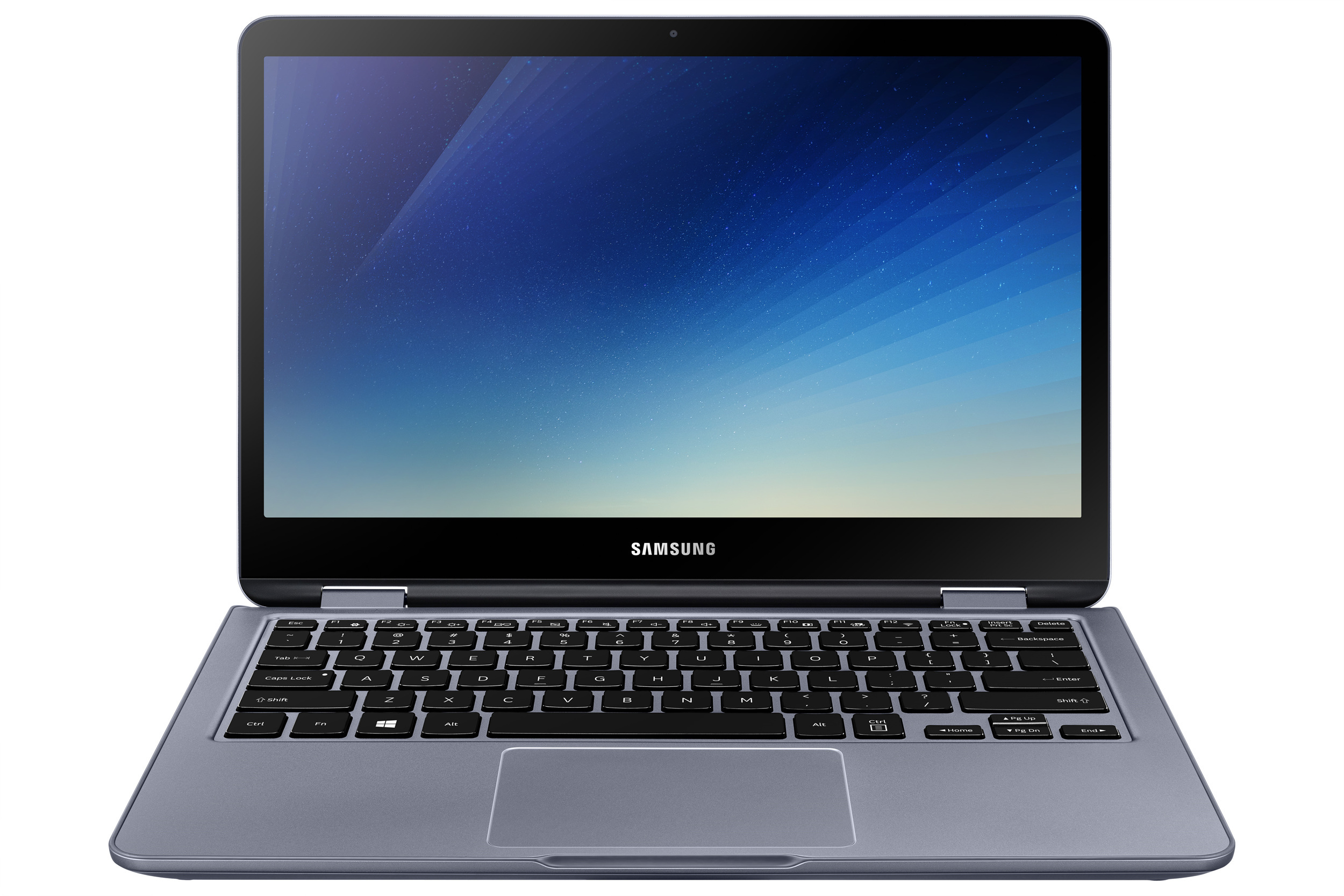 Samsung Introduces the New Notebook 7 Spin (2018), a