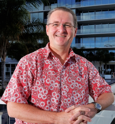 Simon Treacy, President, Hawai'i. The Howard Hughes Corporation, Ward Village (Photo: Business Wire)