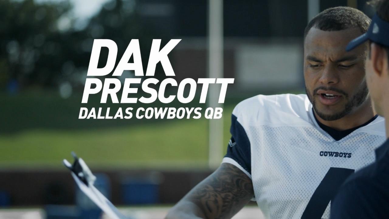 Dannon® and Cowboys QB Dak Prescott Show How Nutritious, Protein-Packed Oikos® Triple Zero Helps Fuel Your Hustle