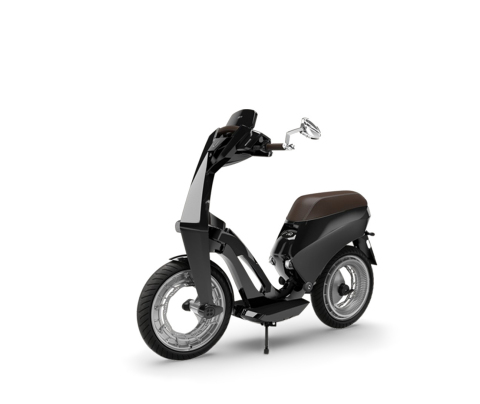Ujet Scooter. (Photo: Business Wire)