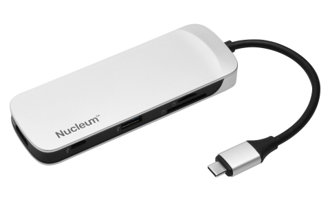 Kingston Digital releases new 7-in-1 Type-C media hub. (Photo: Business Wire)