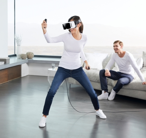 VR ONE Connect (Photo: Business Wire)