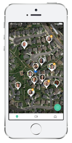 Streety will be available to anyone, whether or not they are a Vivint customer or have a camera. (Photo: Business Wire)
