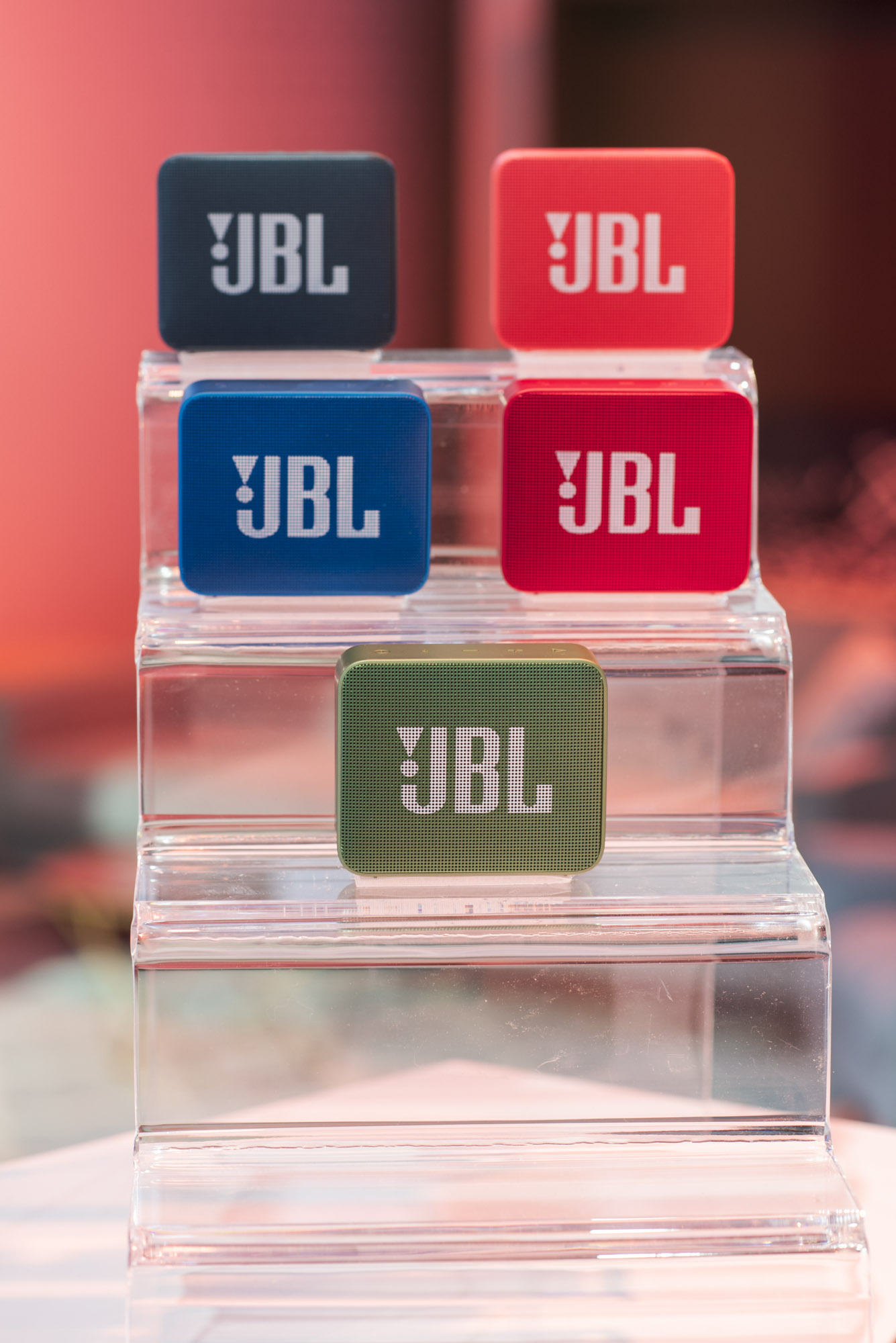 Music Made To Move The New Jbl Go 2 Is Fully Waterproof And Highly Portable Business Wire