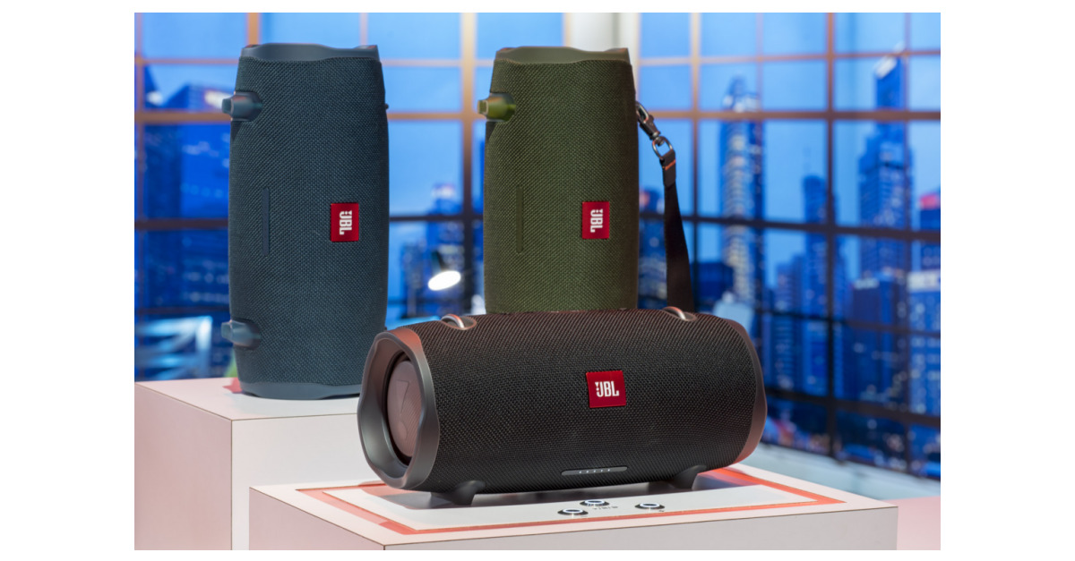 JBL climbs high with new Everest headphones