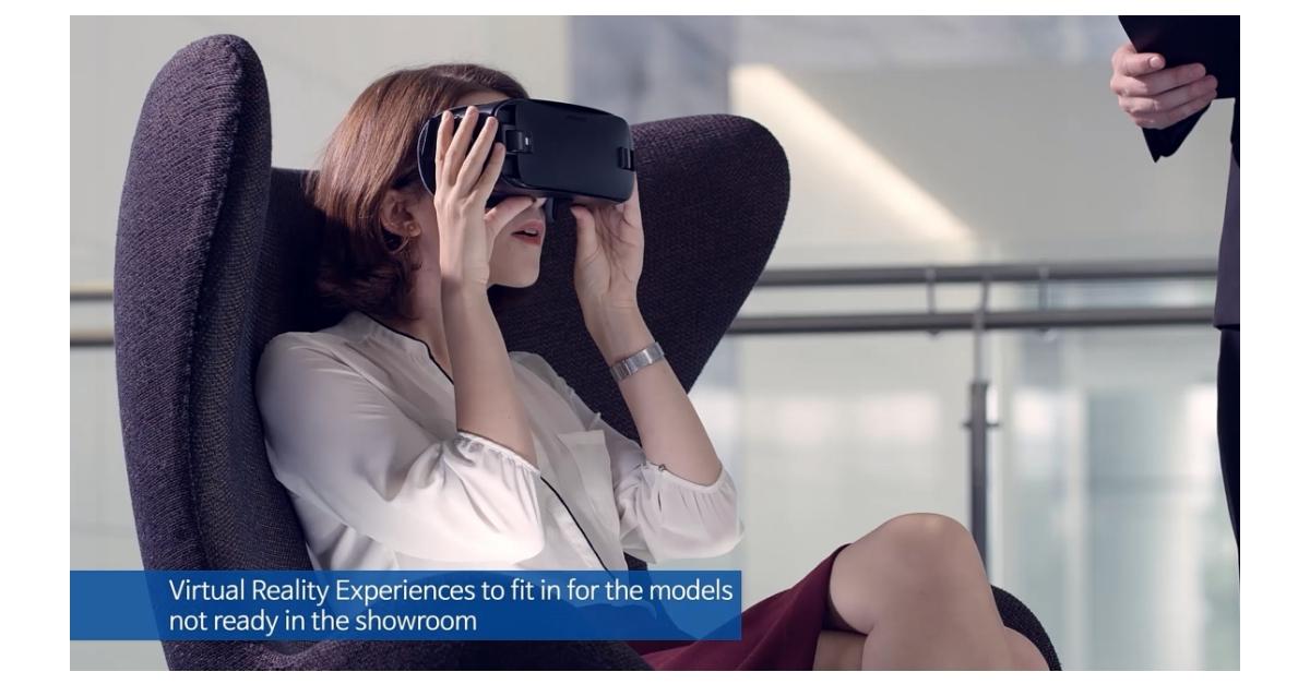 Samsung, Harman Showcase DRVLINE Autonomous Driving Platform