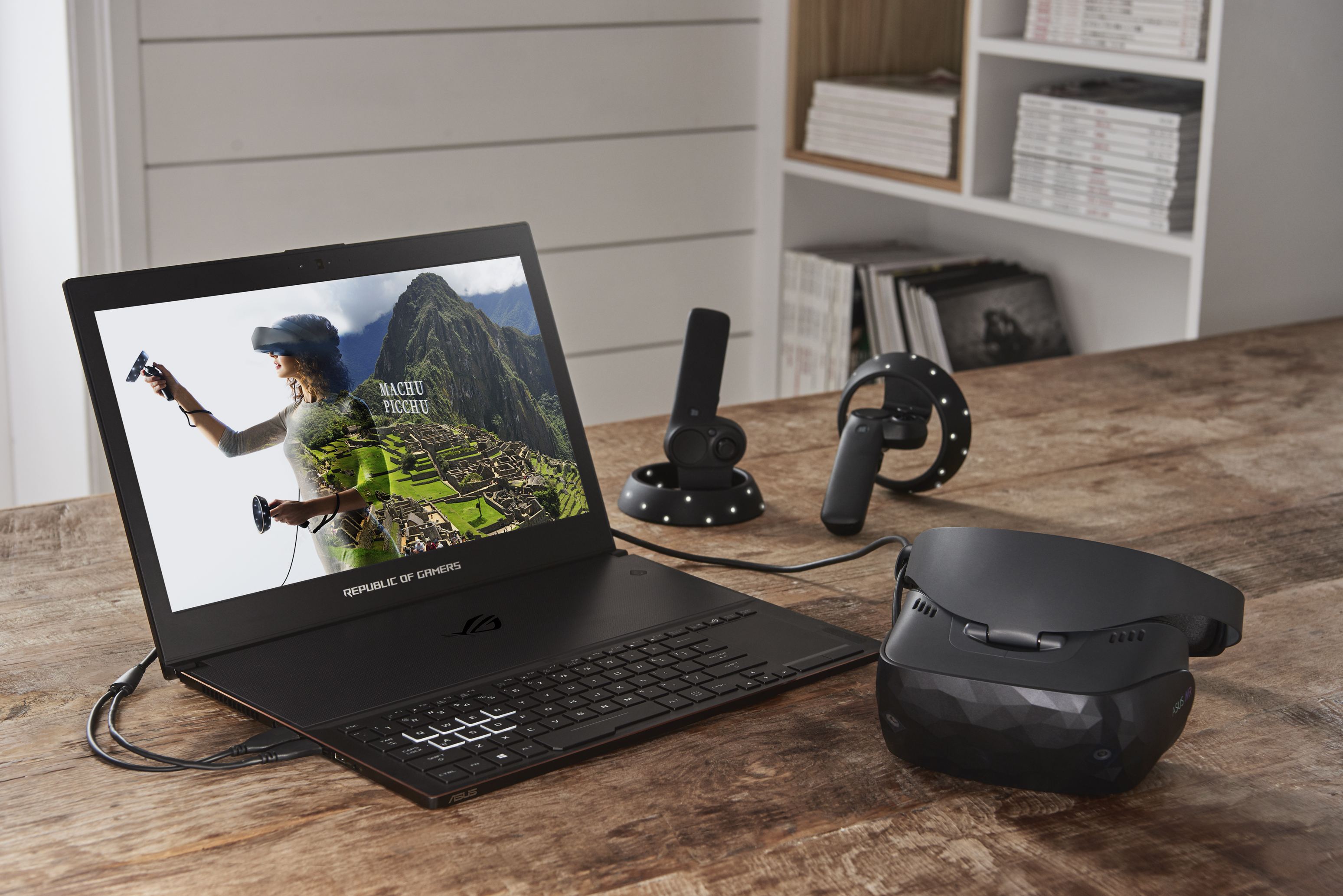 Announcing the ASUS Windows Mixed Reality Headset in North