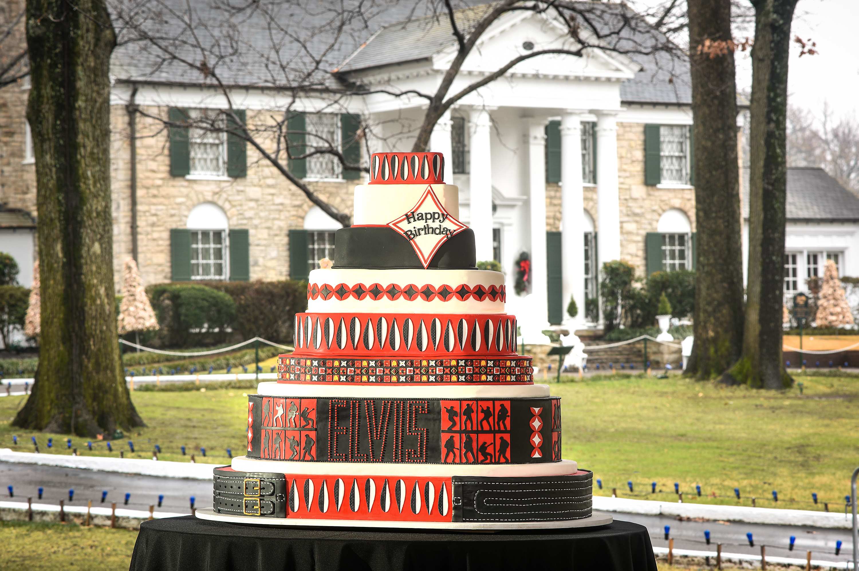 Graceland Celebrates Elvis Birthday With Special Events And New