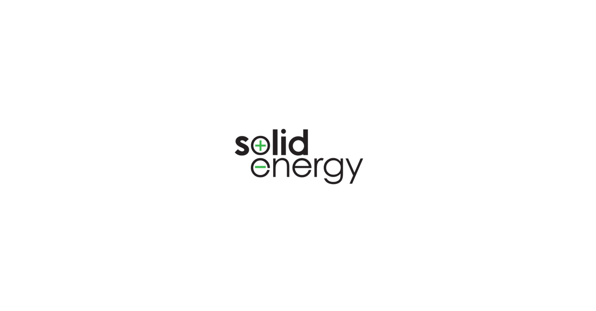 SolidEnergy Announces $34M Series C Investment and Hires New