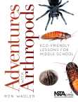 Adventures With Arthropods: Eco-Friendly Lessons for Middle School book cover (Photo: Business Wire)