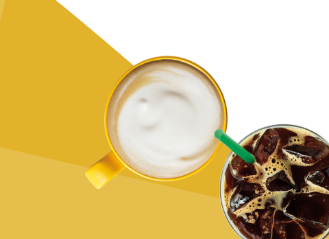 Starbucks® Blonde Espresso launches in U.S. stores (Photo: Business Wire)
