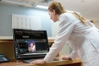 Patient surveillance using Masimo Patient SafetyNet™ (Photo: Business Wire)