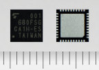 """Toshiba Electronic Devices & Storage Corporation: """"TC35680FSG,"""" an addition to its line-up of ICs compliant with the Bluetooth(R) low energy standard Ver.5.0. (Photo: Business Wire)"""