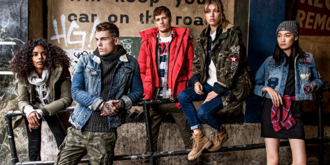 Superdry Signs with Centric Software (Photo: Business Wire)
