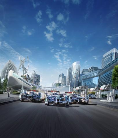Formula E secures title sponsor in ABB