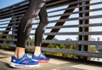 The 2018 Limited Edition, Skechers GO Run Forza 3, designed for the 2018 Chevron Houston Marathon. (Photo: Business Wire)