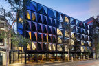 Australia's first Curio Collection by Hilton, the botanical-inspired West Hotel Sydney, is an urban oasis near city's booming urban redevelopment precinct (Photo: Business Wire)