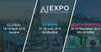 AI Expo World Series Dates 2018  (Graphic: Business Wire)