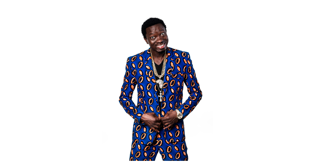 comedian and actor michael blackson to host the bet. Black Bedroom Furniture Sets. Home Design Ideas