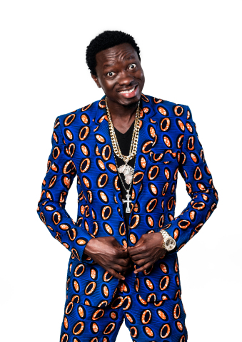 "Comedian and Actor Michael Blackson to Host ""THE BET SOCIAL AWARDS"" Premiering Live Sunday, February ..."