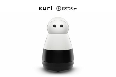 Kuri Robot by Mayfield Robotics (Photo: Business Wire)