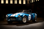 Shelby American and Shelby Legendary Cars will offer a limited number of Shelby Cobra Daytona Coupes and FIA roadsters honoring world champion driver Bob Bondurant. (Photo: Business Wire)