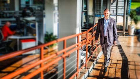 Ron Lisch, CEO, Coretek Services (Photo: Business Wire)