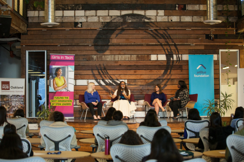 JetBlue Encourages 'Even More Girls - In Tech' With an Event Focused on Inspiring Young Girls to Pur ...