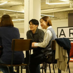 The Art Community 'ARTUP SEOUL-SEONGDONG' Presents the First Workshop of Collaboration with Overseas Artists
