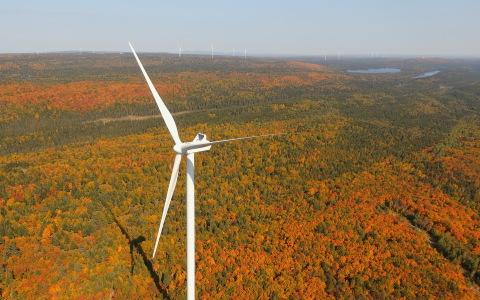 224 MW Nicolas-Riou fully operational. (Photo: Business Wire)