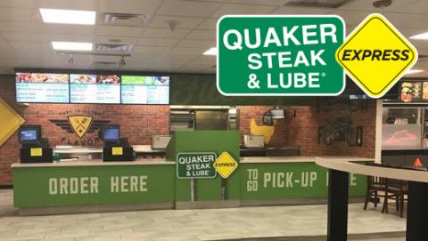 QS&L Express Restaurant (Photo: Business Wire)