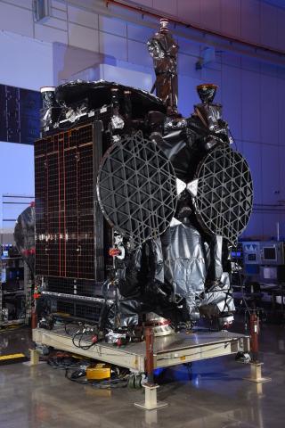 GovSat-1. Photo credit: Orbital ATK