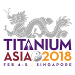 TITANIUM ASIA Conference in Singapore to Address Aerospace, Supply Chain Issues