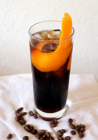Cafe & Tonic created by Southern Glazer's Mixologist, Debbie Peek. (Photo: Business Wire)